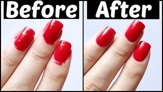 How NOT To Paint Your Nails!!! | JennyClaireFox