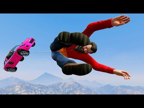 GTA 5 Crazy & Fail Compilation #6 (GTA V Funny Moments Thug Life)