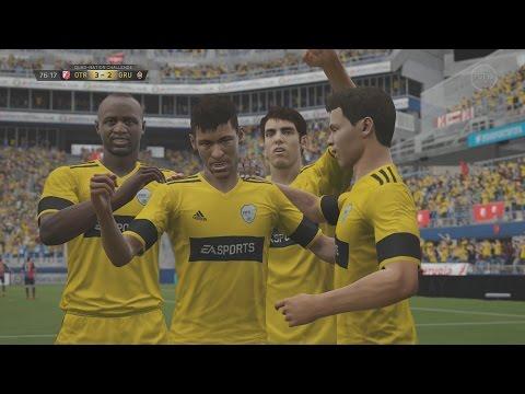 FIFA 16 Ultimate Team - Classic Hero Kaka & Co. Quad-Nation Challenge!