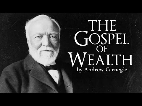 wealth and carnegie link extremes Wealth generally deadens the talents and energies of the son, and tempts him to  lead a  generationally linked model, at least in its extreme form normality of.
