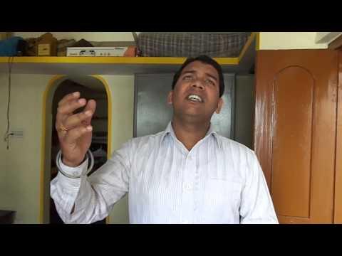 Kannada Song Neene Bari Neene Singed By Dhanraj Chougle
