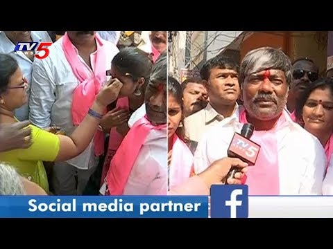 TRS Candidate Padma Rao Face To Face Over Election Campaign | TV5 News