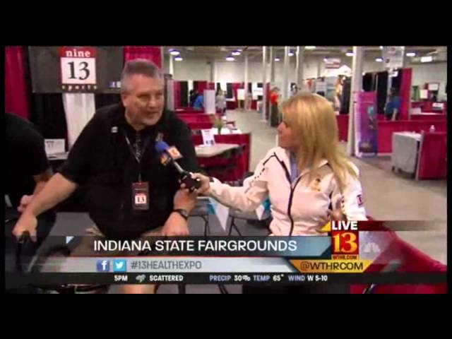 Nine13 Sports: WTHR Health and Fitness Expo