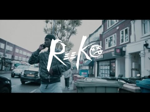 Reeko Squeeze - Don't Rave Much [Music Video] | GRM Daily