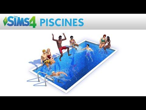 Les Sims 4 - Trailer Officiel des Piscines