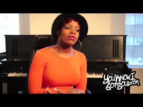 Fantasia Interview - Breaks Down New Album, Talks Rock-Soul Movement and Emotion in her Music