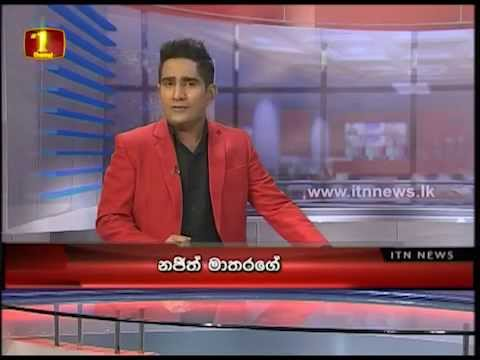 ITN 9.30pm Sinhala News - 08th May 2015 - www.LankaChannel.l