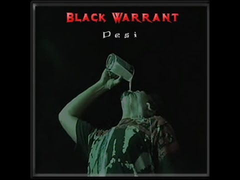 Black Warrant - Desi
