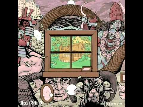 Iron Mind - Look Into My Eye