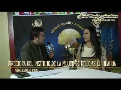 Directora del Instituto de la Mujer de Delicias Chihuahua - Global Quality Foundation