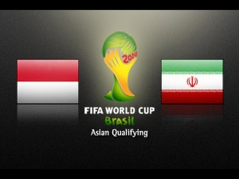 Indonesia Vs IR Iran: 2014 FIFA World Cup Asian Qualifiers ...