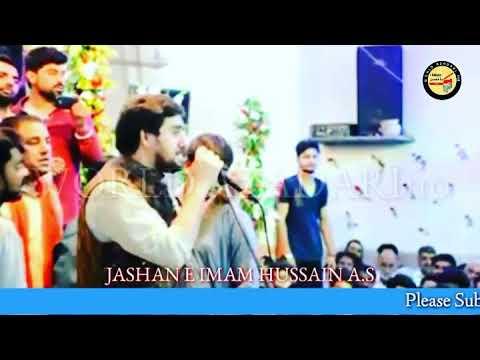 Farhan Ali waris Manqabat 2018 JASHAN e Imam Hussain a.s