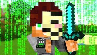 Hacker Kids Life - Craftronix Minecraft Animation