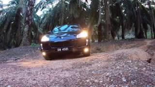 Porsche Cayenne Off Road in Malaysia 2019 V6 3.6L-957