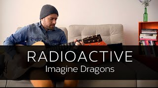 RADIOACTIVE (Imagine Dragons) - Violão Fingerstyle Cover