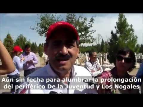 """Reconoce Edgar Caraveo """"apagones"""" en alumbrado de los periféricos de Chihuahua"""