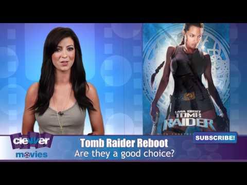 'Tomb Raider' Reboot Lands 'Iron Man' Writers