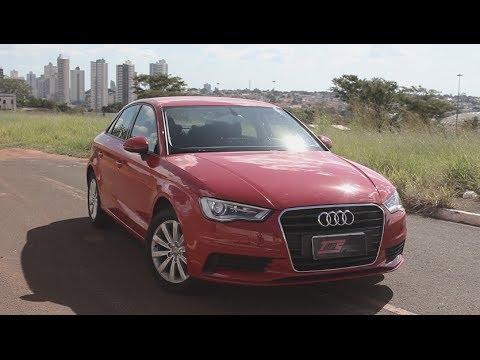 Avaliação Audi A3 Sedan 1.4 TFSI (Canal Top Speed)