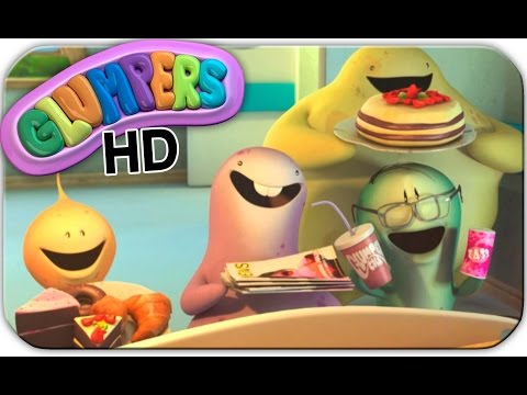 Glumpers cartoon videos. Ep 41 HD - Fubble slaves
