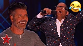 HILARIOUS MOVIE Impressionist Amazes On America's Got Talent 2019! | Got Talent Global