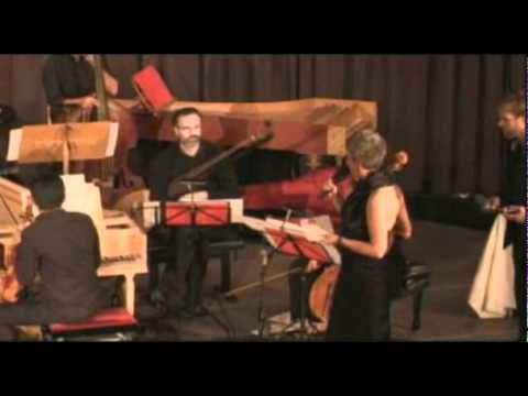 Final 2nd International Singing Competition for Baroque Opera PIETRO ANTONIO CESTI 2011 Part 3