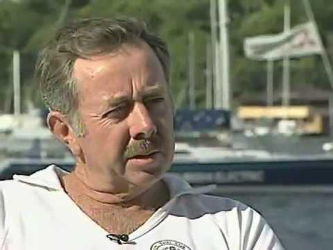 1998 Sydney Hobart Yacht Race film part 2