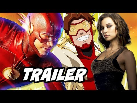 The Flash 4x17 Promo - The Flash Cast Dawn Allen Teaser Breakdown thumbnail