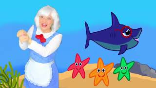 Baby Shark   Kids Songs   Nursery Rhymes for Children, Toddlers and Baby