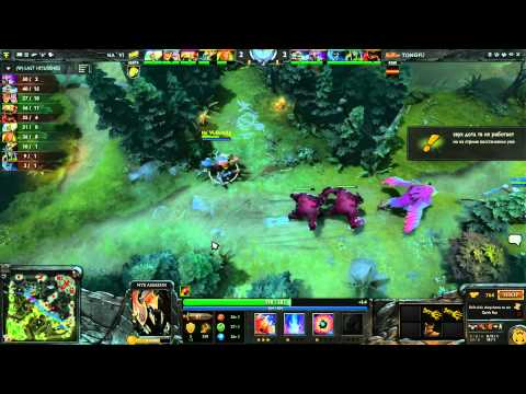 Na'Vi vs TongFu UB Round 2A 3 of 3   Russian Commentary
