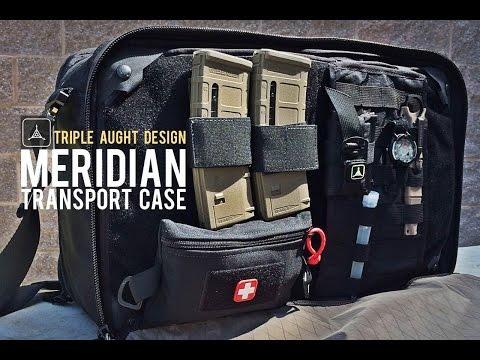 Meridian Transport Case- Triple Aught Design