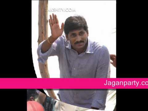 Remix Song On Ys Jagan Mohan Reddy ---- (jaganparty) video