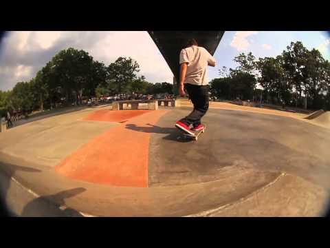 Paradise Wheels - Paul Sakoff & Brian Downey @ Astoria Skatepark