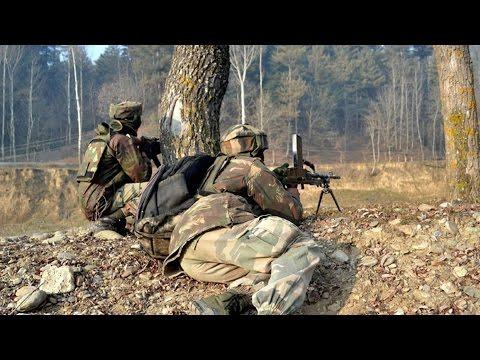 Fierce gun battle in Sopore district