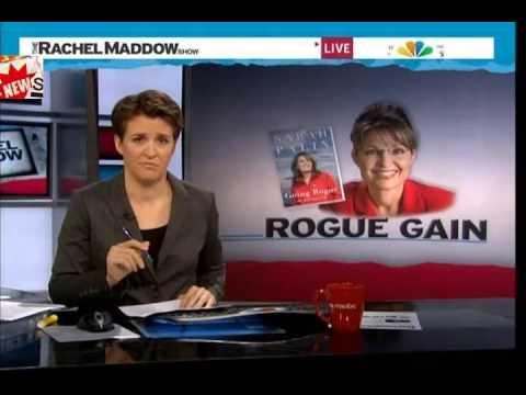 Rachel Maddow: Sarah Palin Going