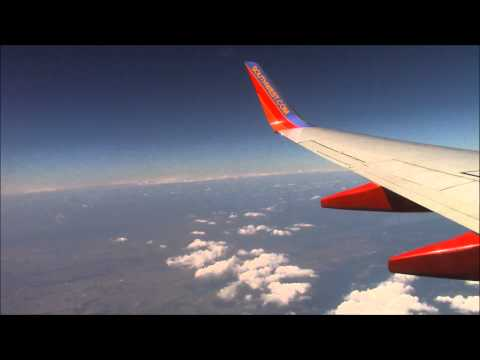 Southwest Airlines Full Flight: Baltimore-Hartford