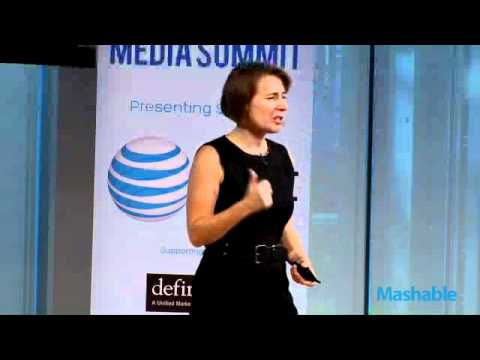 TV Makes You Smarter - Mashable Media Summit 2011