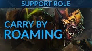 Crush Games as a Support: ROAMING | Dota 2 Guide