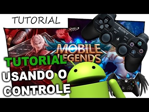 📲TUTORIAL - 🎮 Configurando o Controle para MOBILE LEGENDS no PC 📲