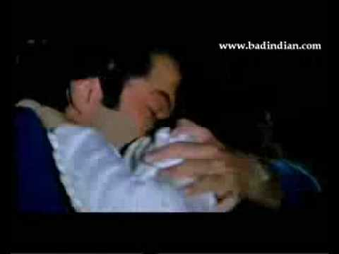 Bollywood Meenakshi Sheshadri Anil Kapoor  Kiss video