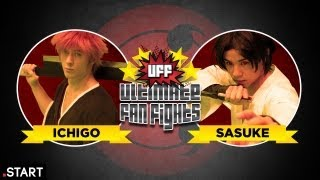 Life Is Dead - Naruto vs Bleach (Sasuke vs Ichigo) In Real Life! Ultimate Fan Fights Ep. 6