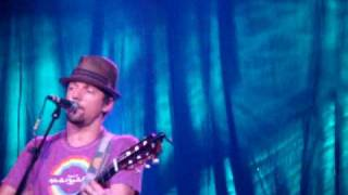 Jason Mraz - Only Human, live Madrid 16/07/2009