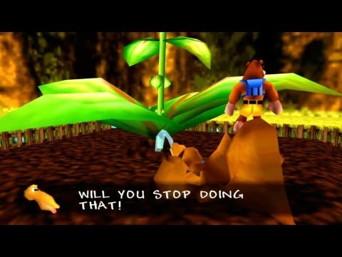 Let's Play Banjo-Kazooie Part 10