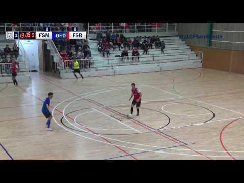 FS Montcada - FS Ripollet (3a Divisió Nacional FS)