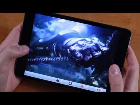 iPad mini Retina Игры