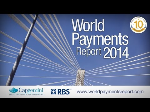 Leading Insights from the World Payments Report 2014 by Capgemini and RBS