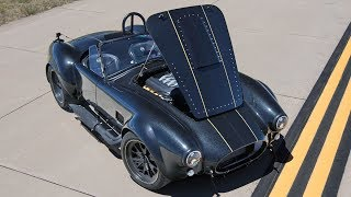 Coyote Powered 900hp AC Cobra- ZERO TRACTION