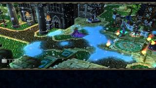 Warcraft 3 custom campaign Rise of the Lich King part 15 Final