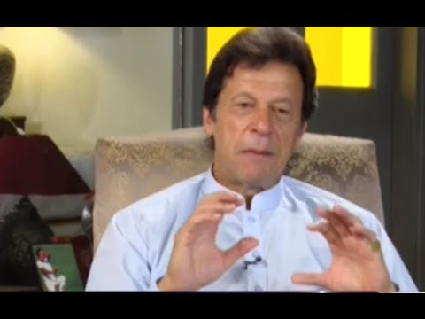 Imran Khan PTI Exclusive Interview in Khabar Kay Peechay 10 May 2016
