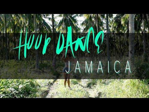 Hoop Dance in Jamaica