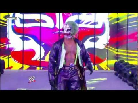 Wrestlemania 25 - Rey Mysterio Entrance [hd] video
